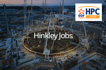Jobs at Hinkley point C EDF